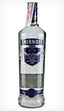 Smirnoff Blue 1 lit
