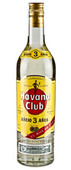 Havana Club 3 years 1 lit