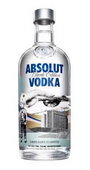 Absolut Blank Edition Mario Wagner