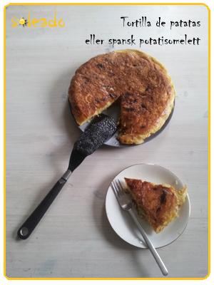 Tortilla de pat..