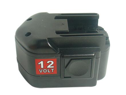 Ersättningsbatteri AEG 12V 2000mAh Ni-MH Svar