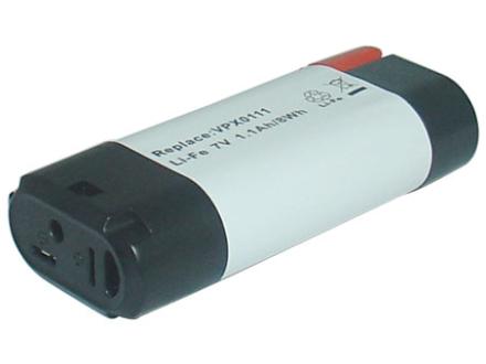 Ersättningsbatteri BLACK & DECKER 7V 1100mAh Li-Fe Svar