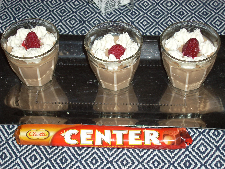 ischoklad med mint