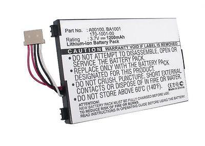Ersättningsbatteri till läsplatta