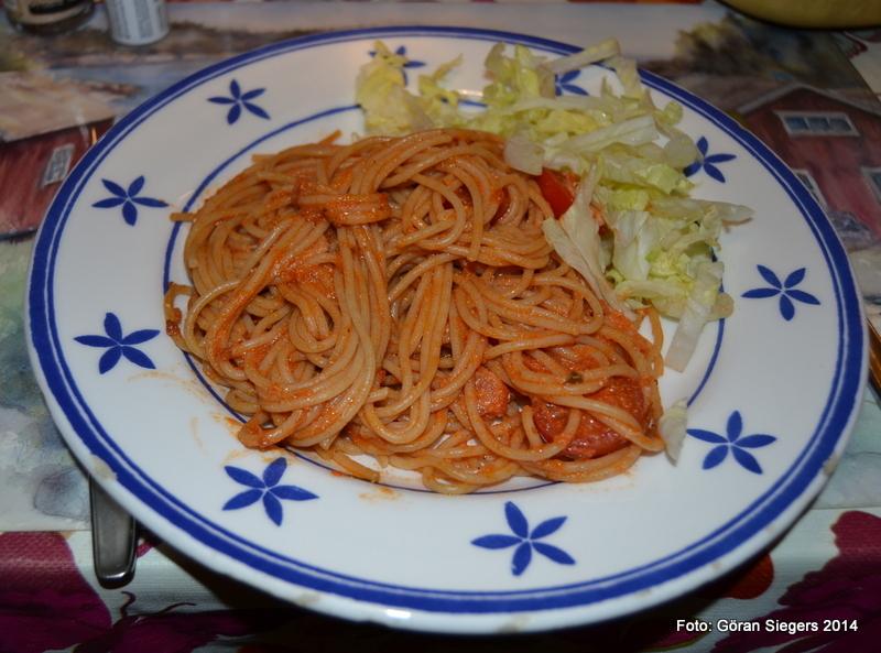 Tomat- och baco