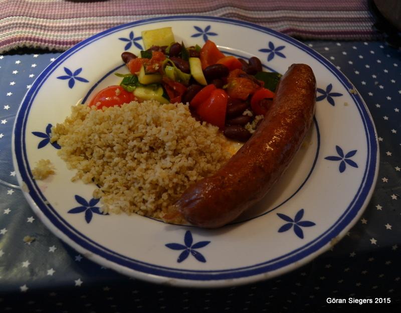 bratwurst korv