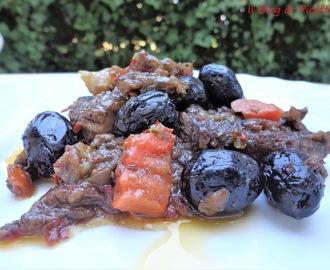Ricette di muscolo bovino mytaste for Cucinare diaframma