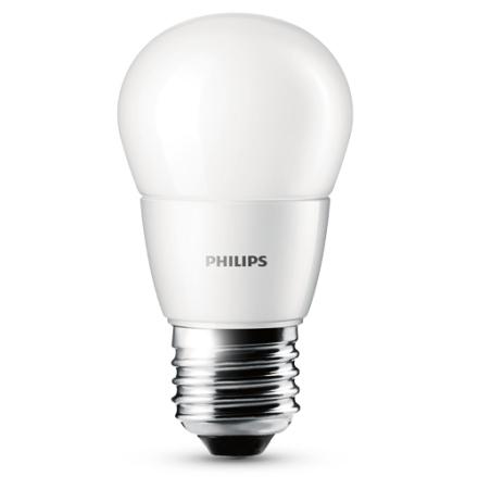 Philips LED lampa E27 Matt 3W