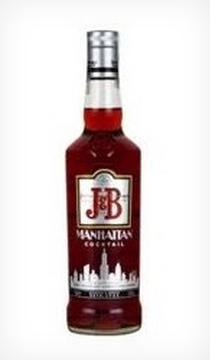 J.B. Manhattan Cocktail