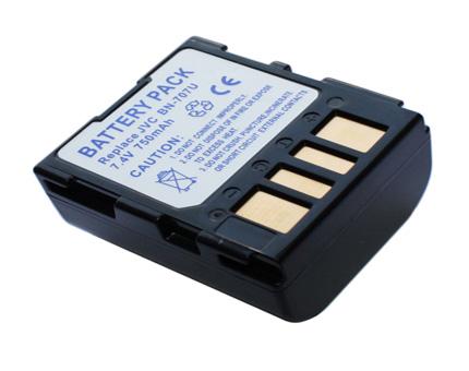 Ersättningsbatteri BN-VF707U