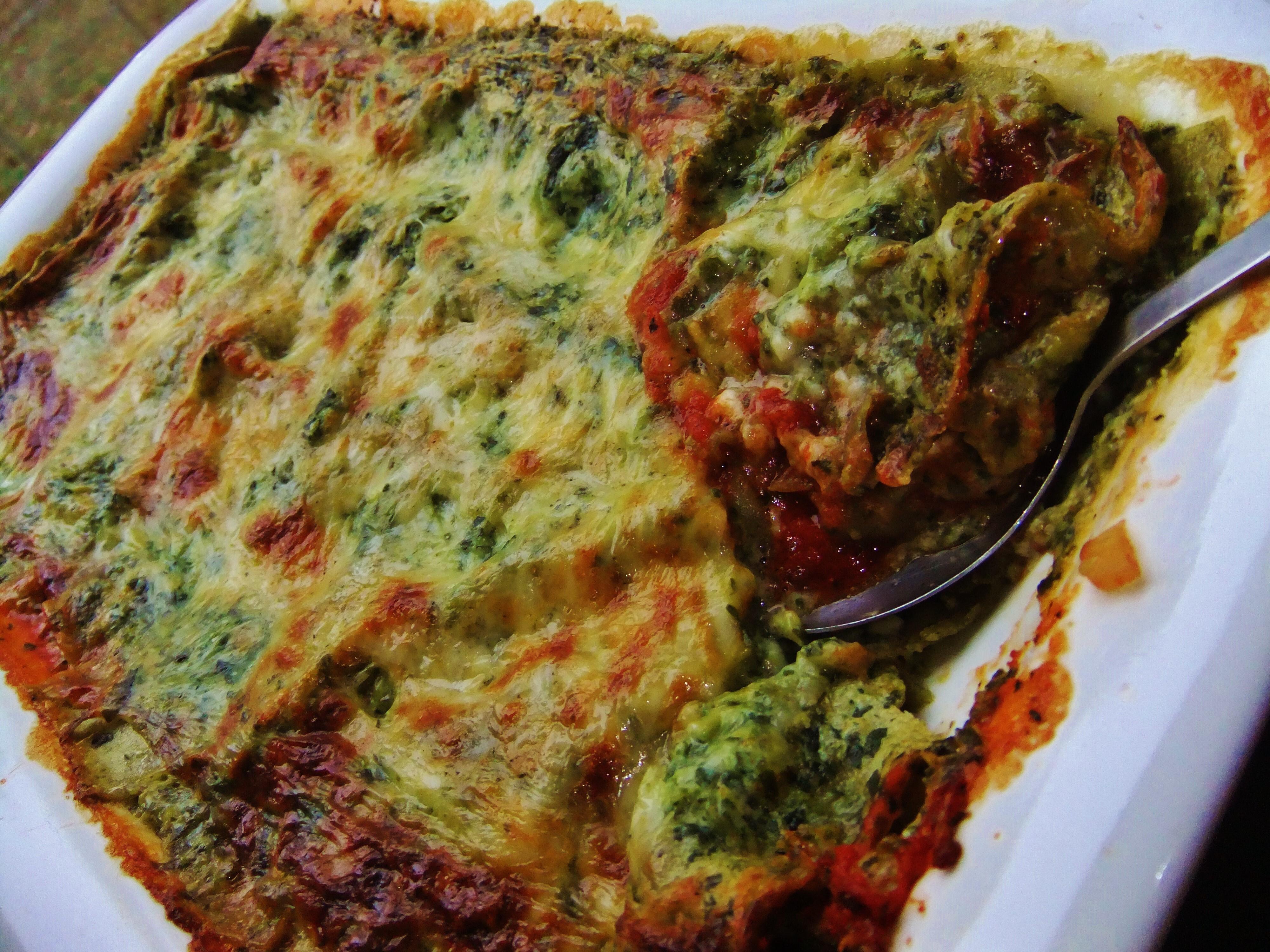 Vegetarisk lasa