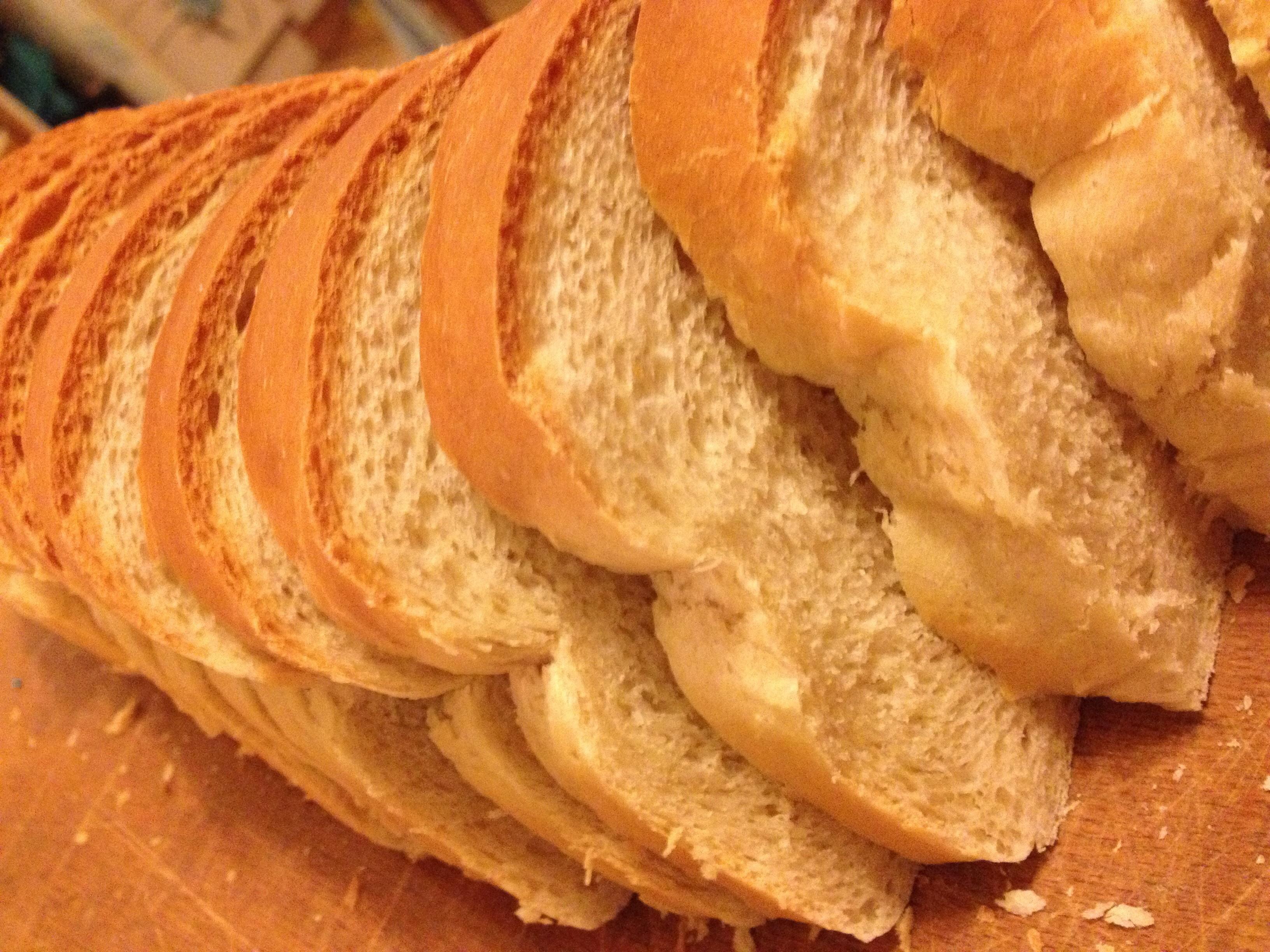 Det enklaste rostbrödet