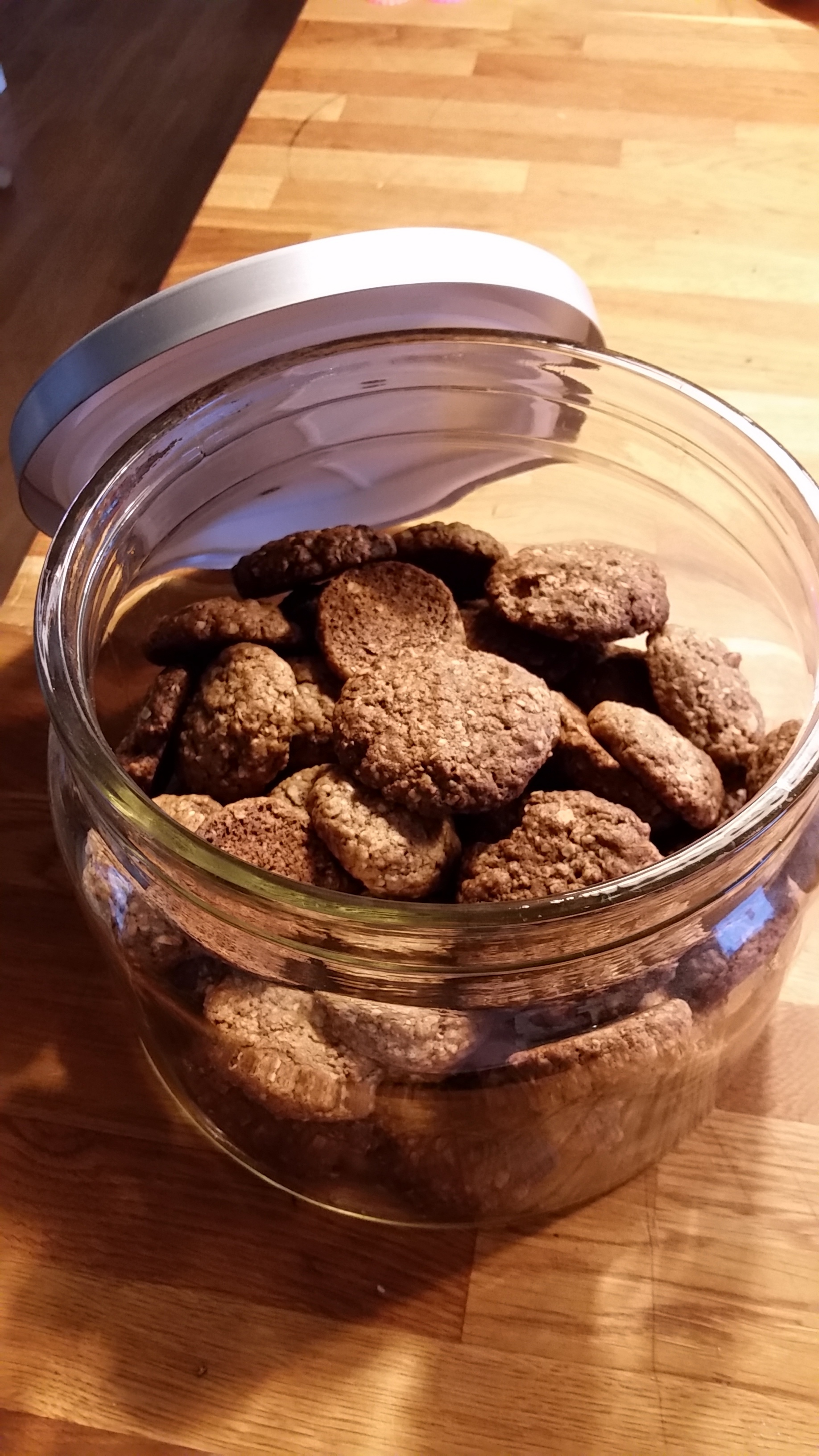 Kakmix för cookies