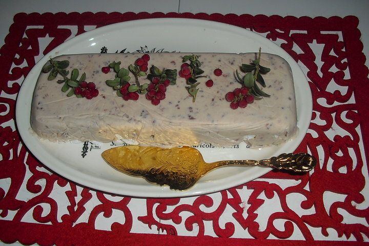 höst dessert