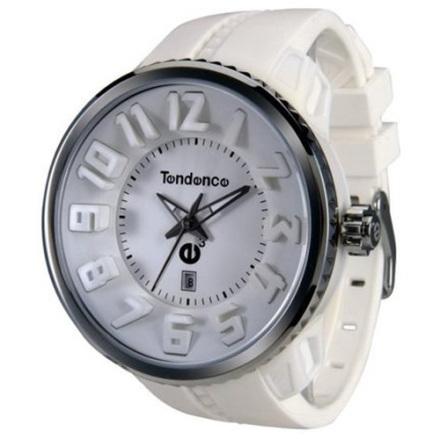 Tendence GULLIVER Round Klocka / Armbandsur Herr Vit