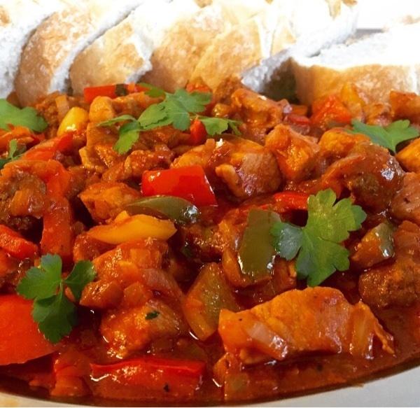 Muckalica-Serbisk köttgryta