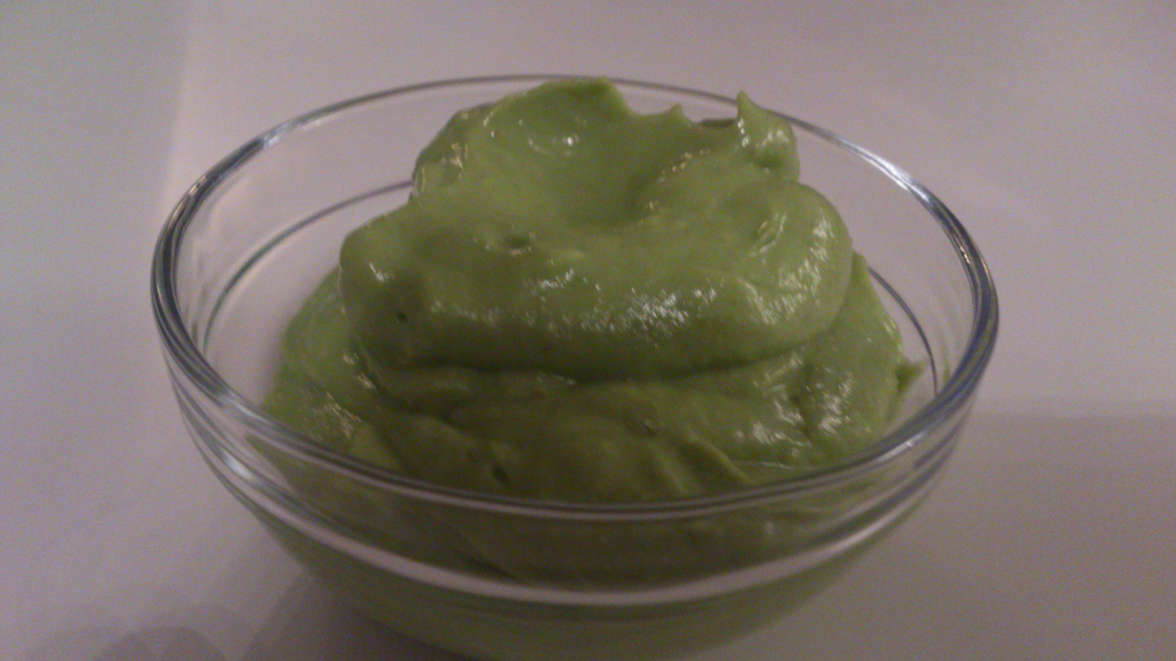 Green goddess - Avocadodressing
