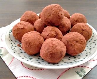 Recetas de se pueden congelar las trufas de chocolate mytaste - Se pueden congelar las almejas crudas ...
