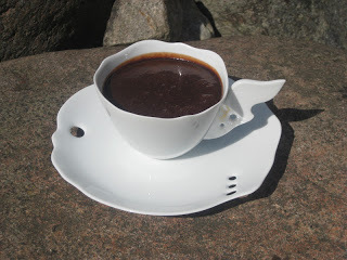 chokladsås muscovadosocker