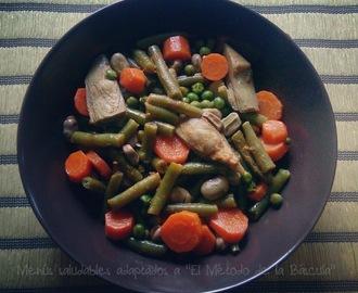 Recetas de como hacer menestra de verduras congeladas - Hacer menestra de verduras ...