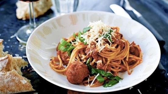Italienska kött..