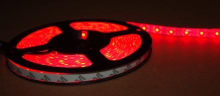 LED list Välj färg 60 LED 4.8W/M stänksäker