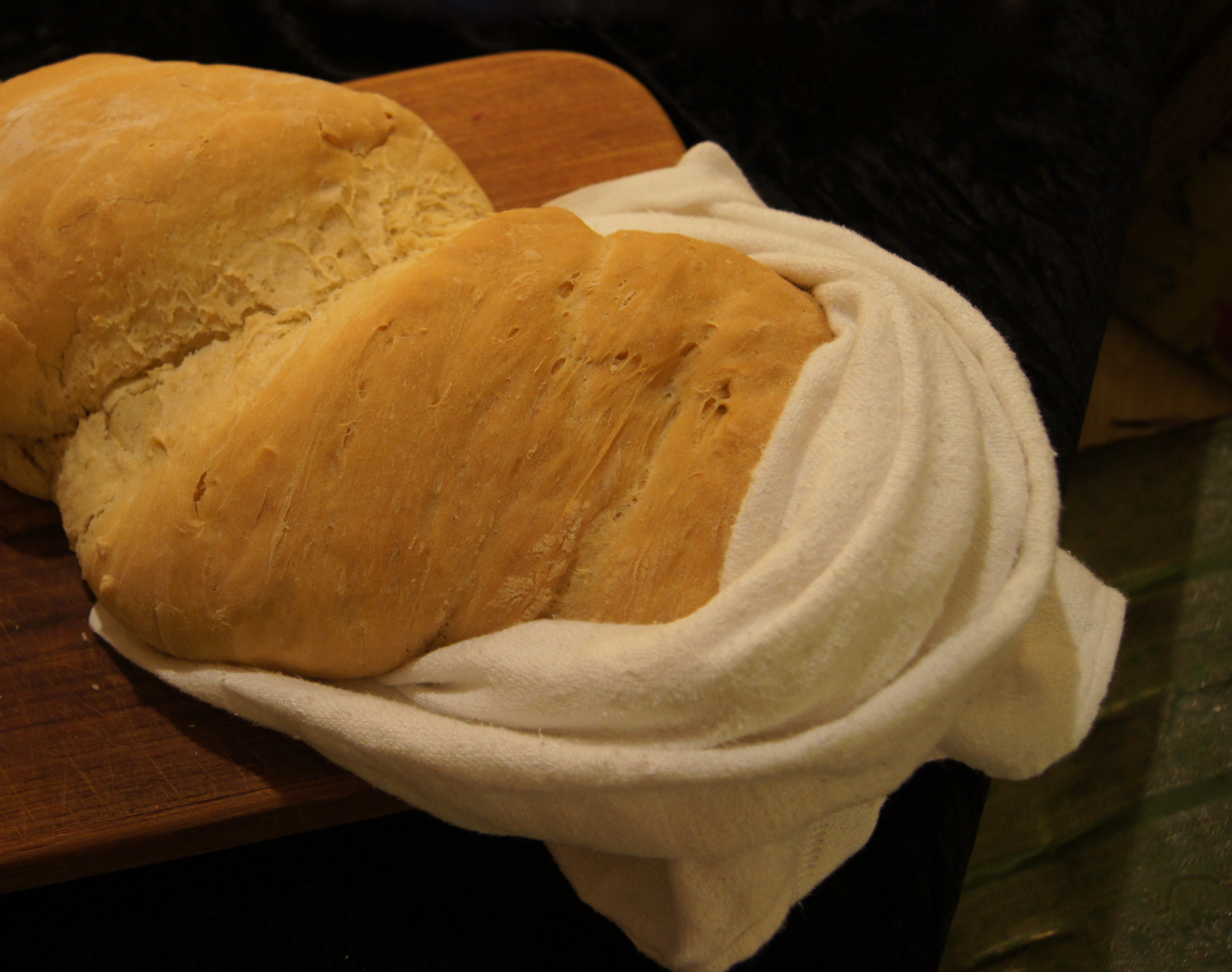 matbröd med lingon