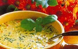 gula linser soppa