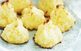 ananas kokos dessert