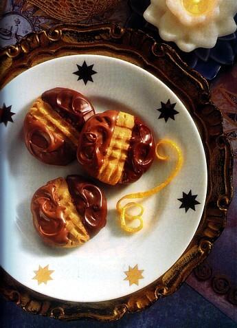 vanilj bollar