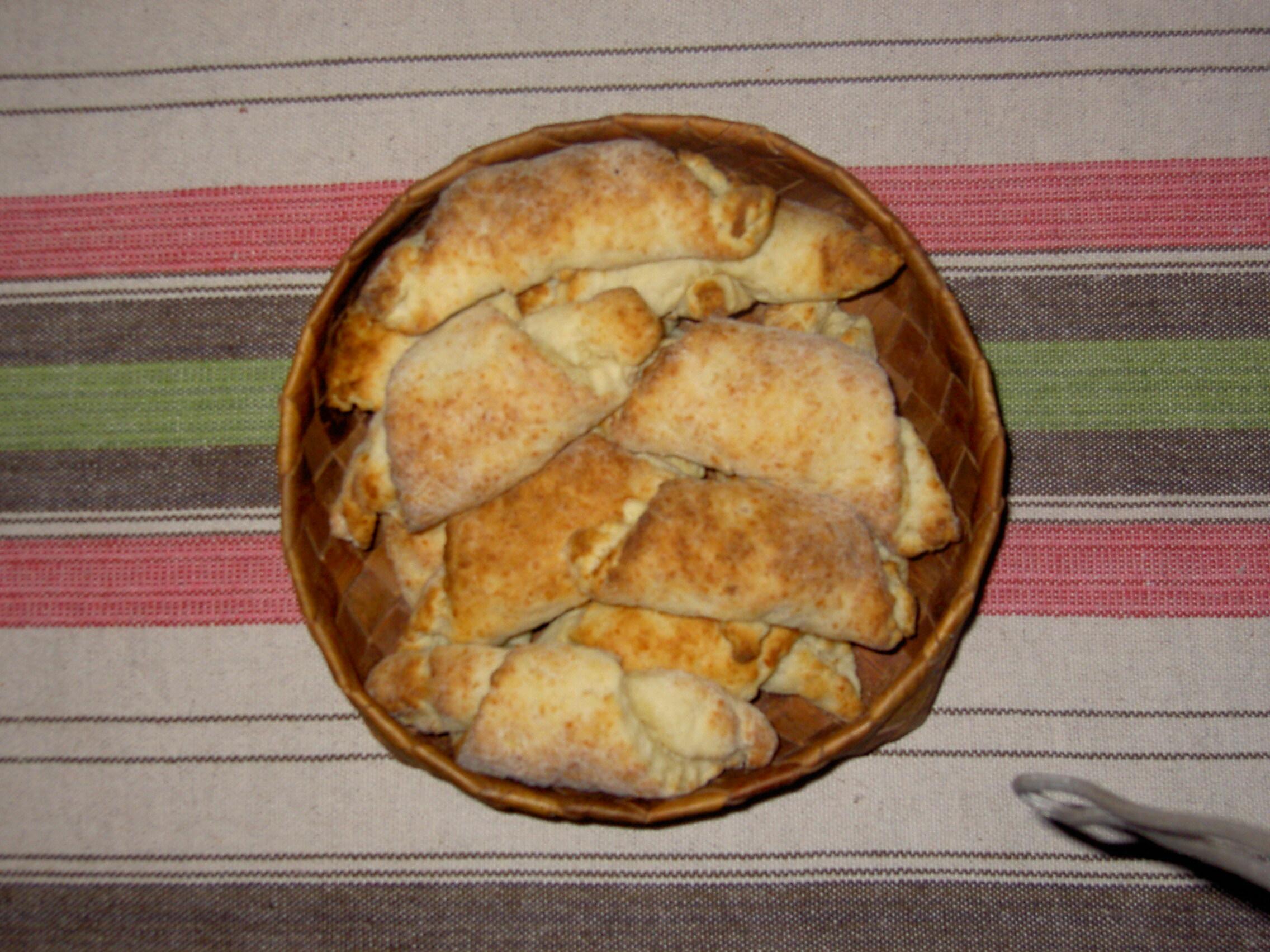 ostgifflar med bakpulver