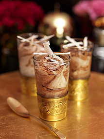 after eight mousse