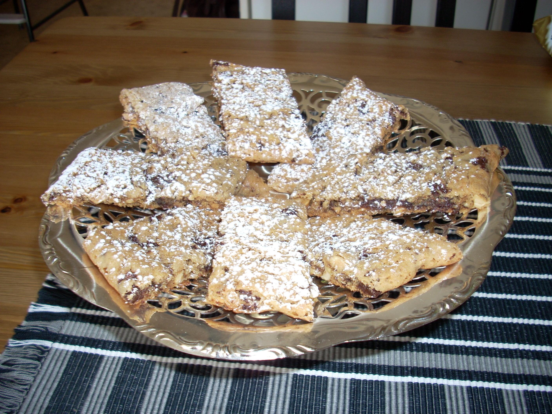 sega choklad kakor med bikarbonat