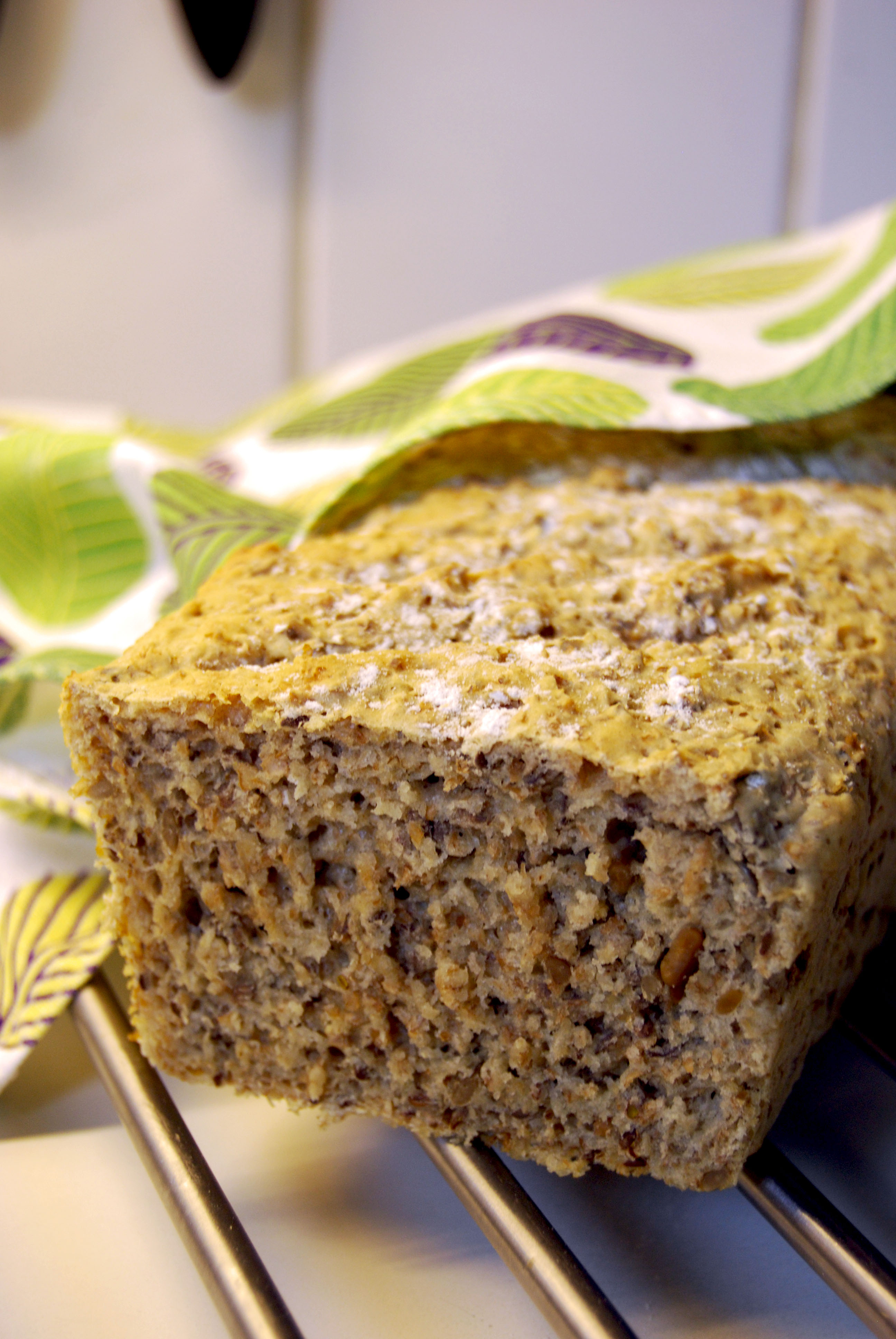 bröd som är snällt mot magen