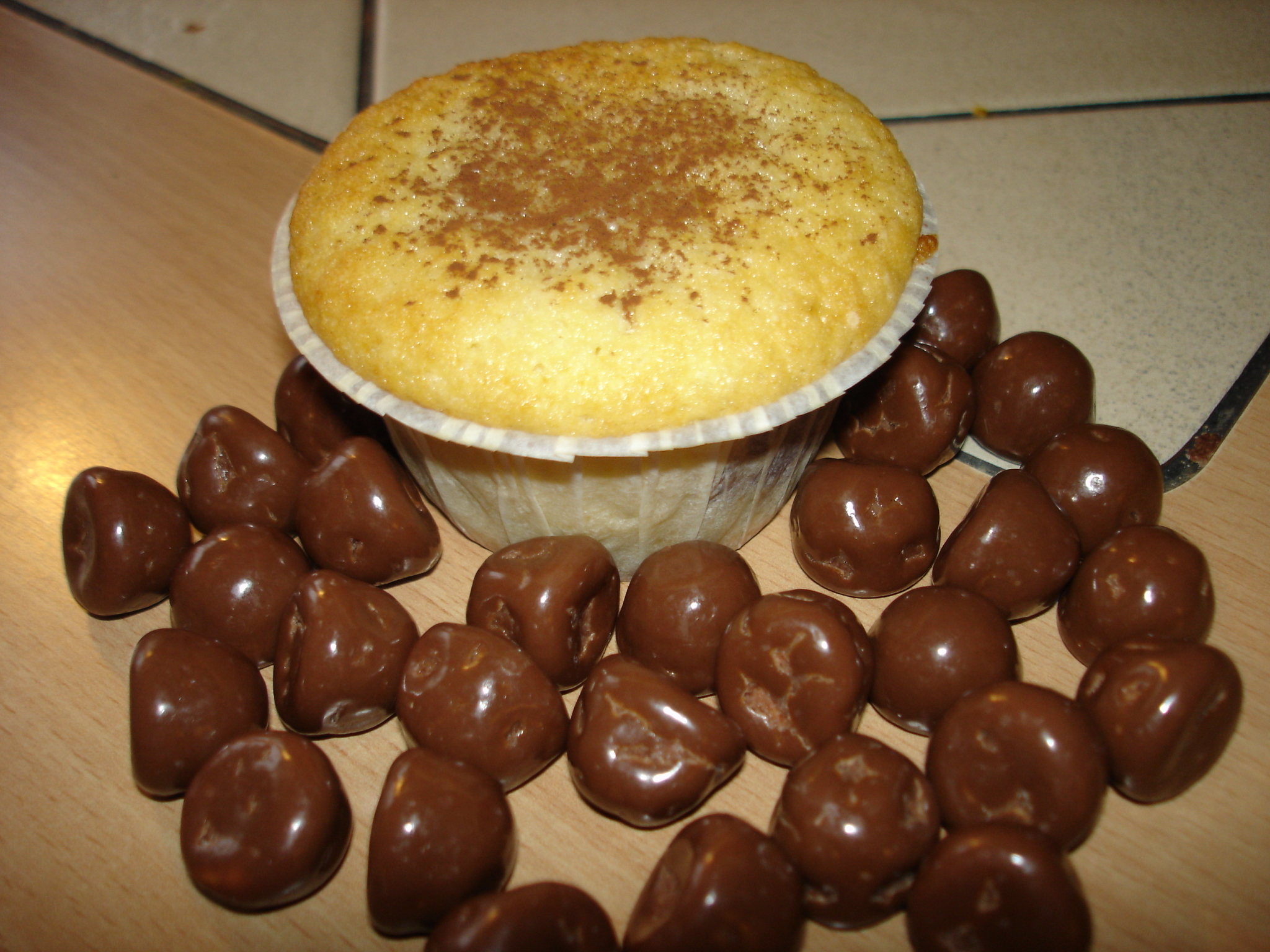 lätta muffins i muffinsmaskin