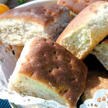 vitt bröd långpanna