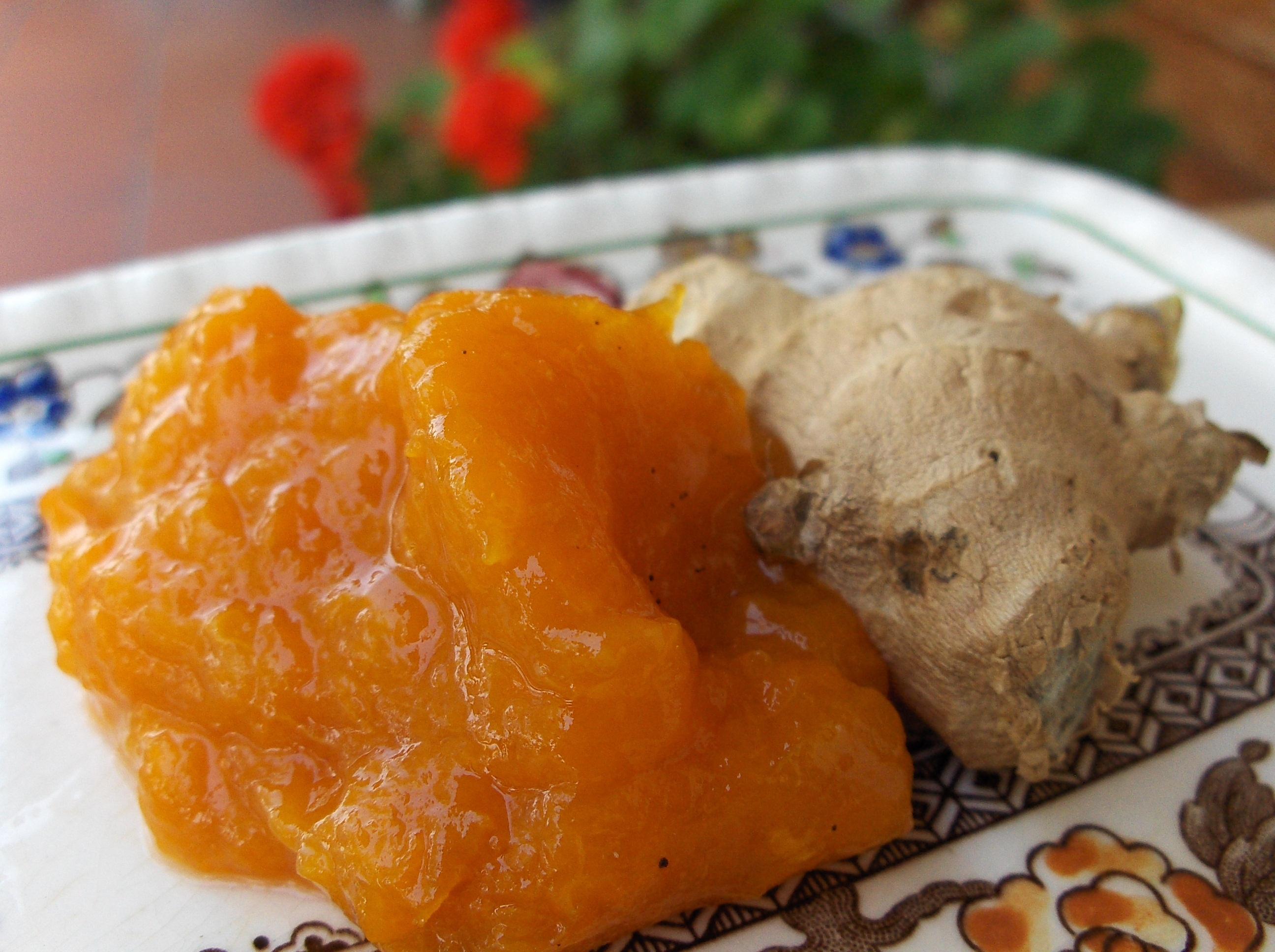aprikosmarmelad färska aprikoser