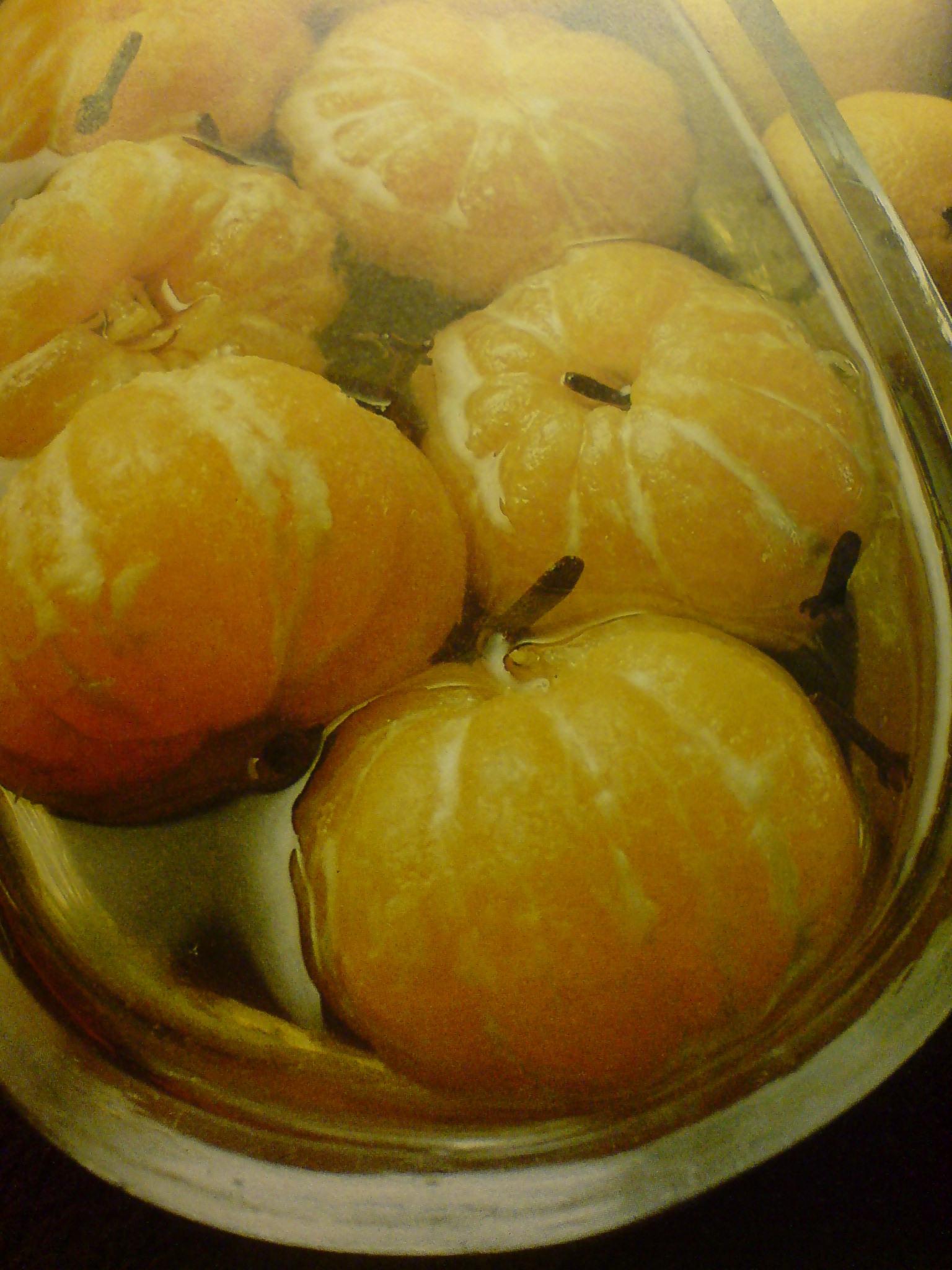 mandarin sås