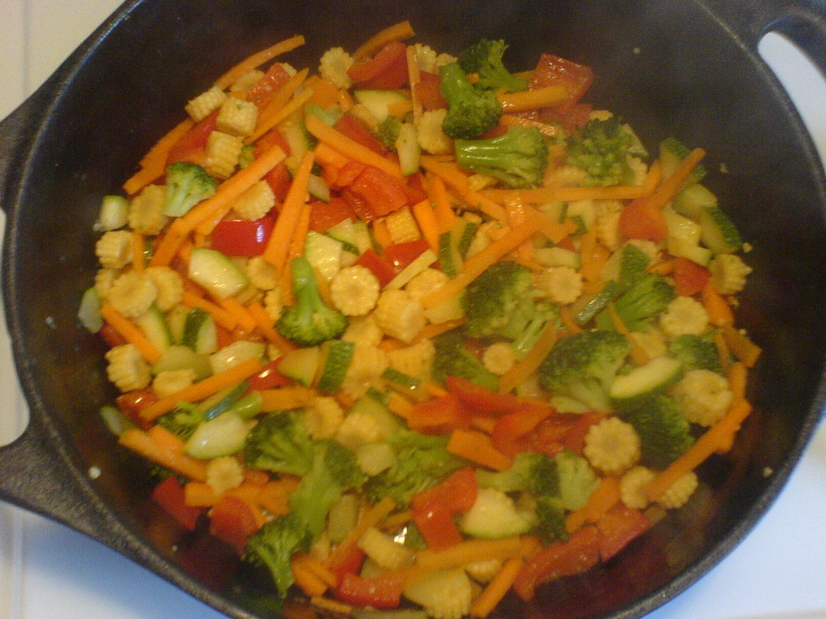 kalorisnål broccoli soppa