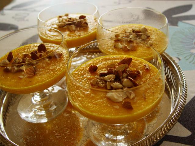 manna pudding