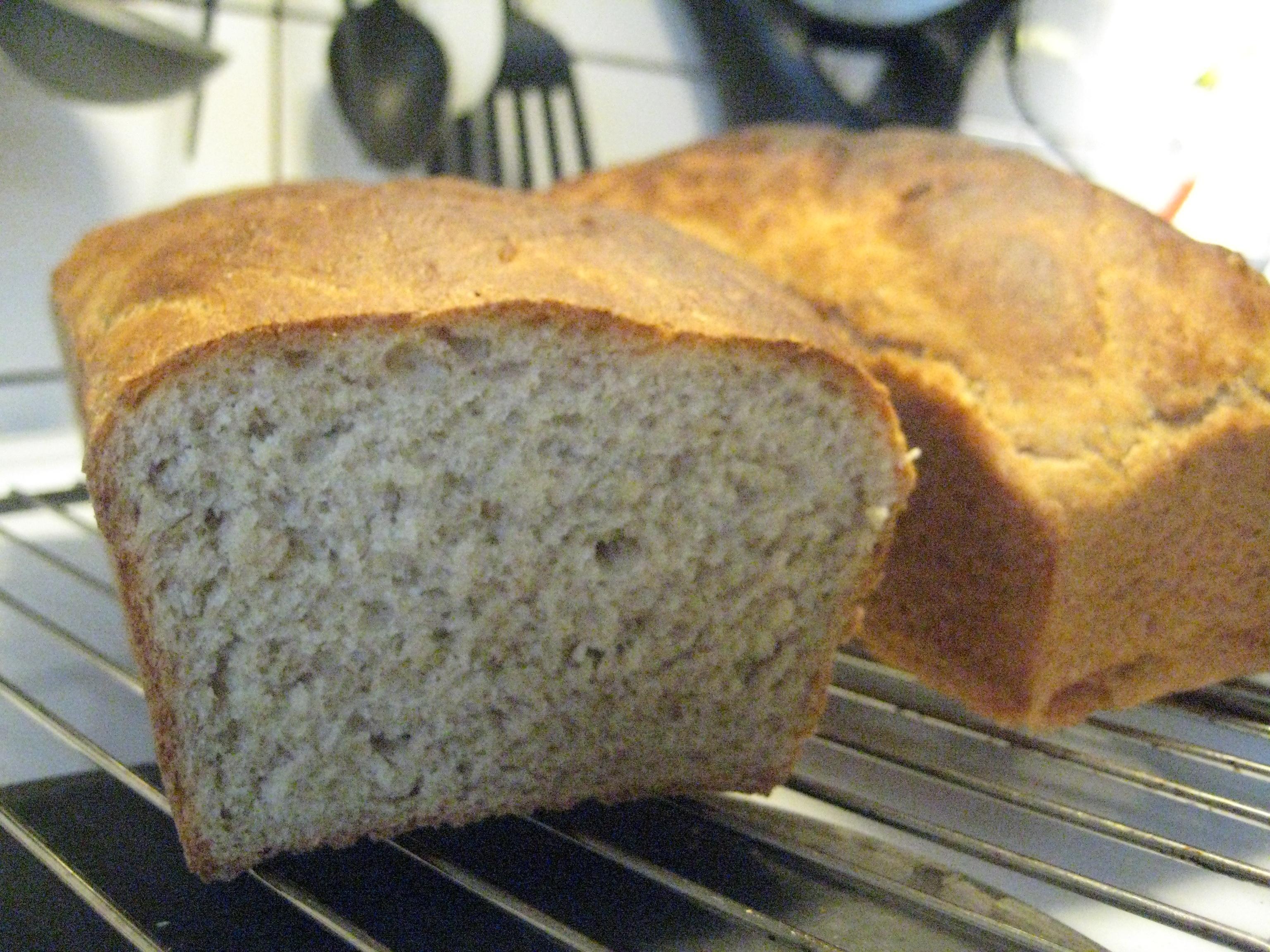 dinkel graham bröd