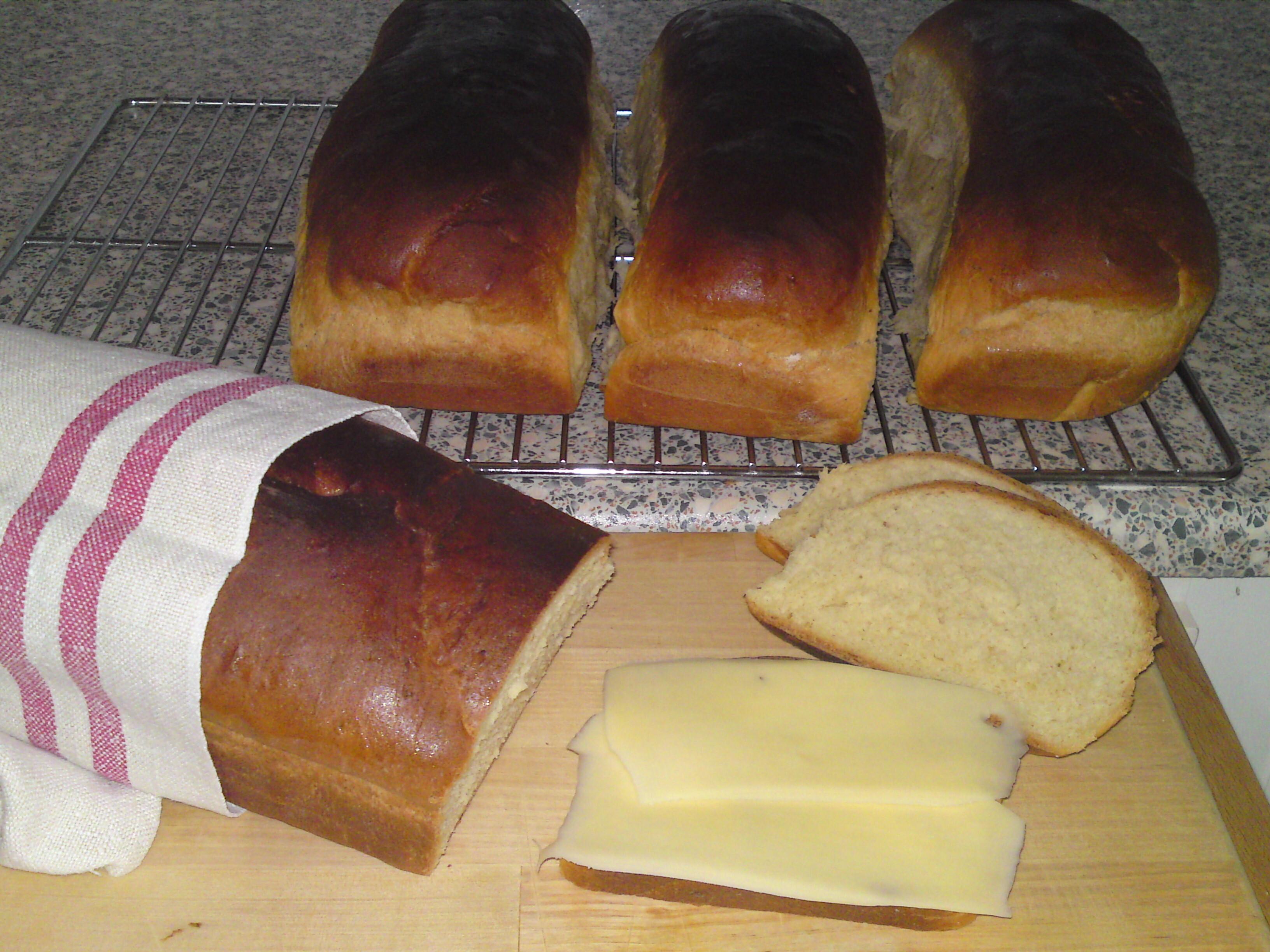enkel bröd limpa