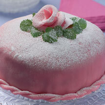 fluffig tårtbotten utan bakpulver