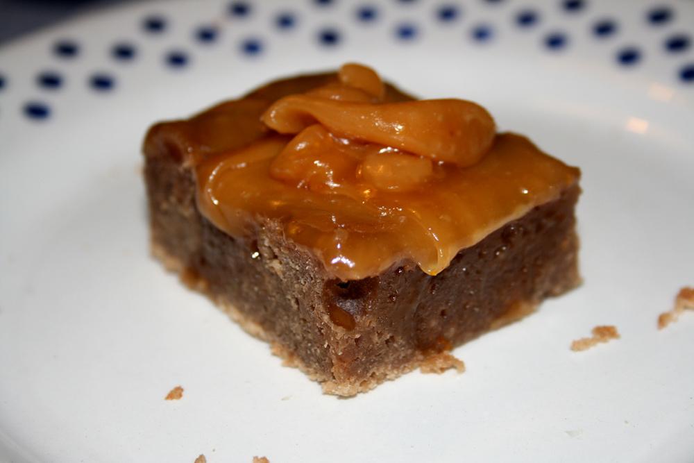 brownies med vit choklad och citron