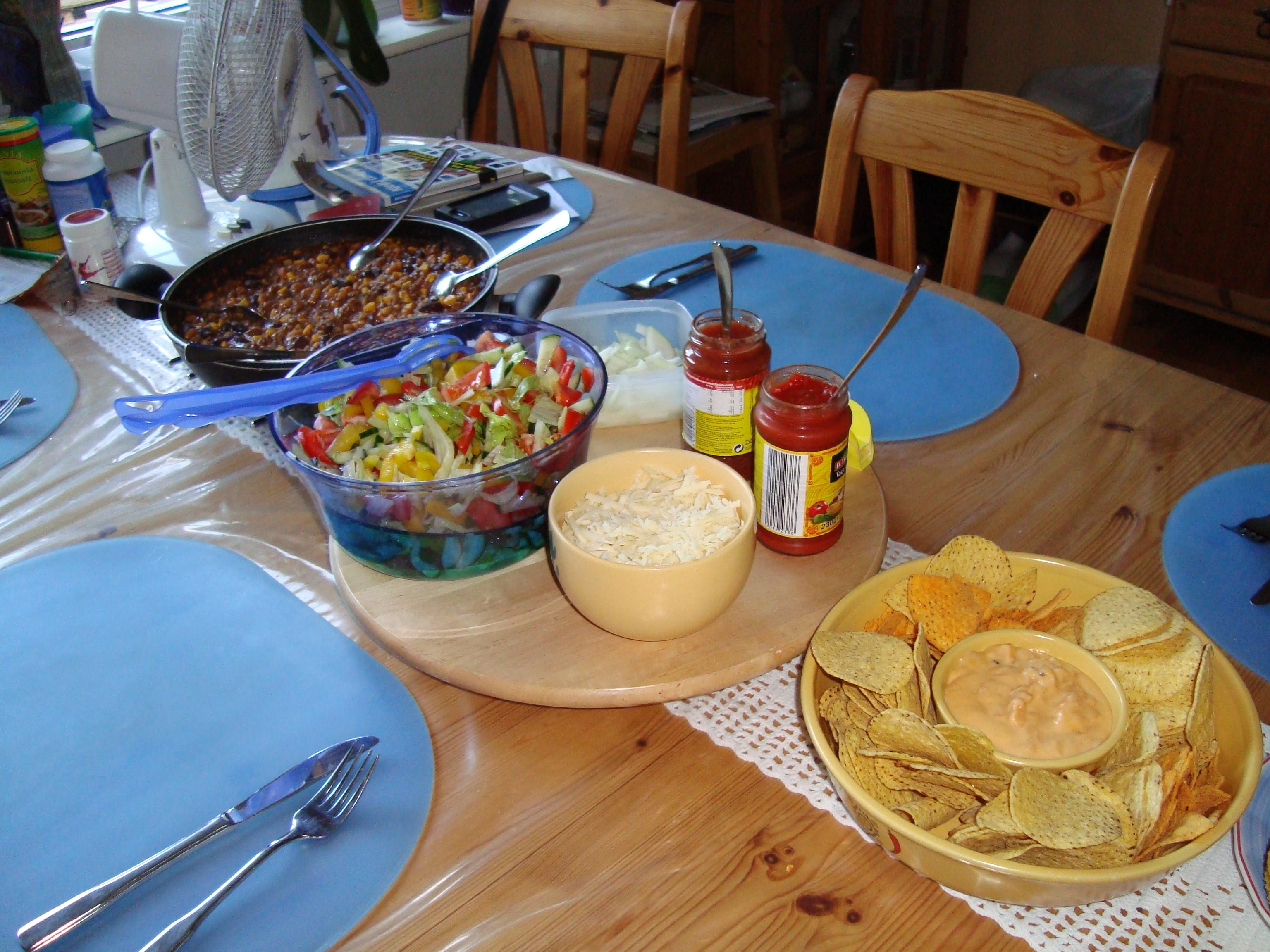 tacoskal mjuka