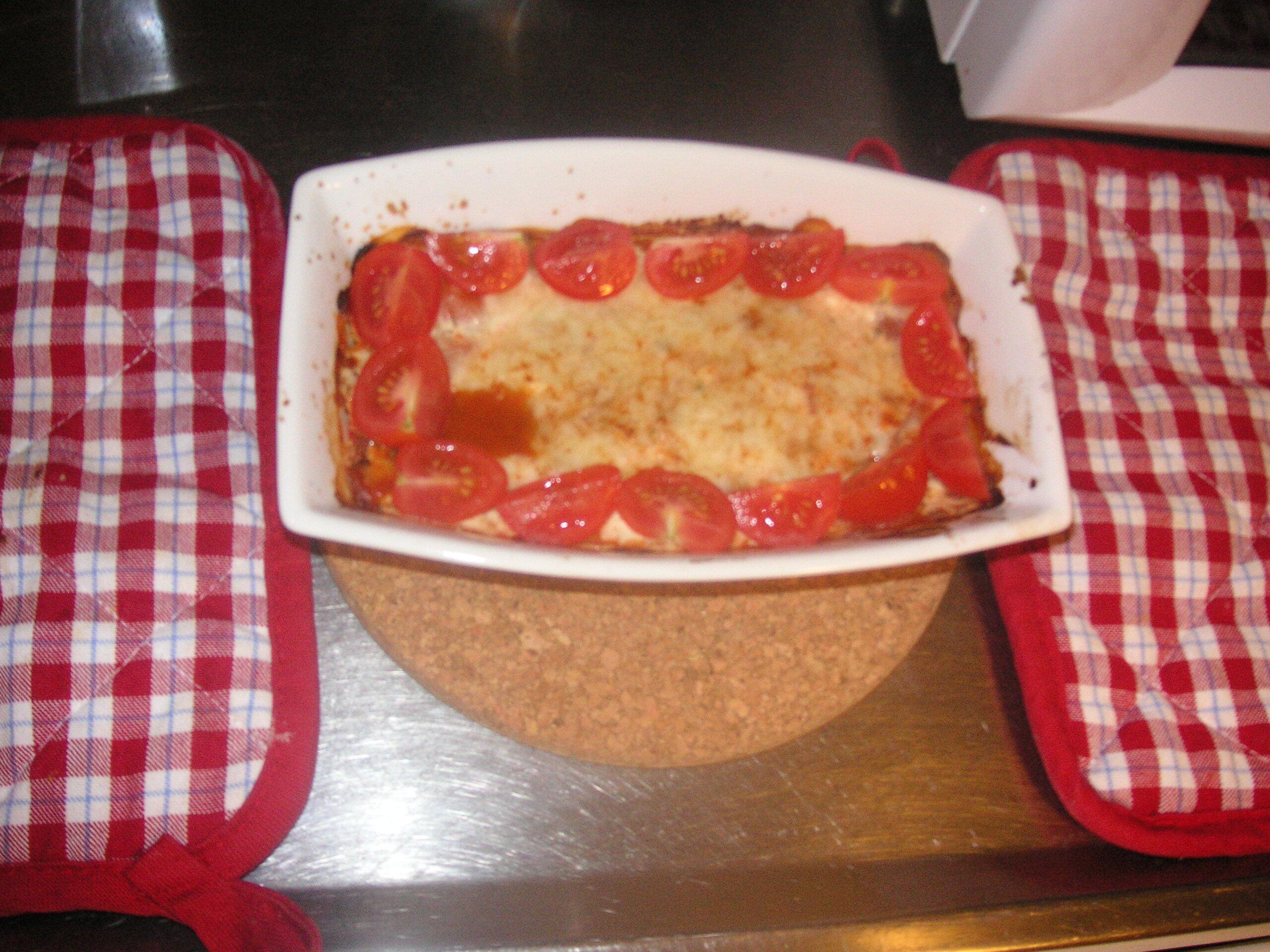 tortellini med ost och spenat
