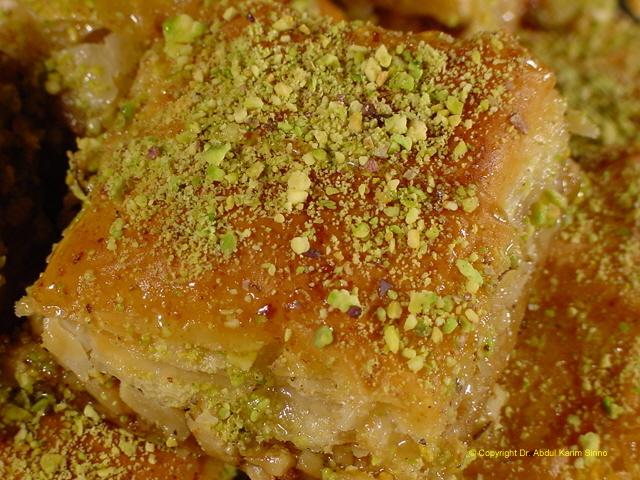 persiska kakor