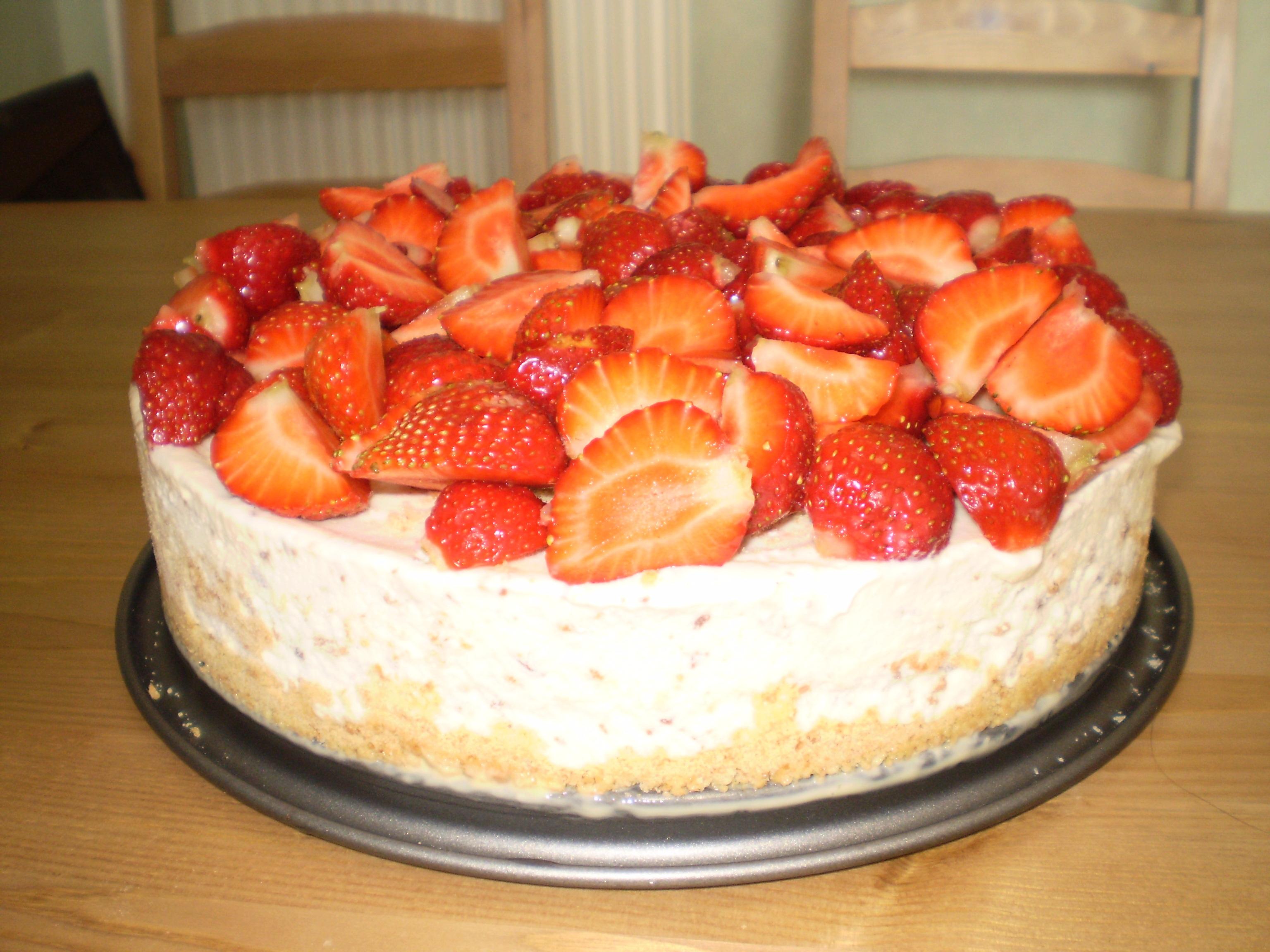 bounty tårta