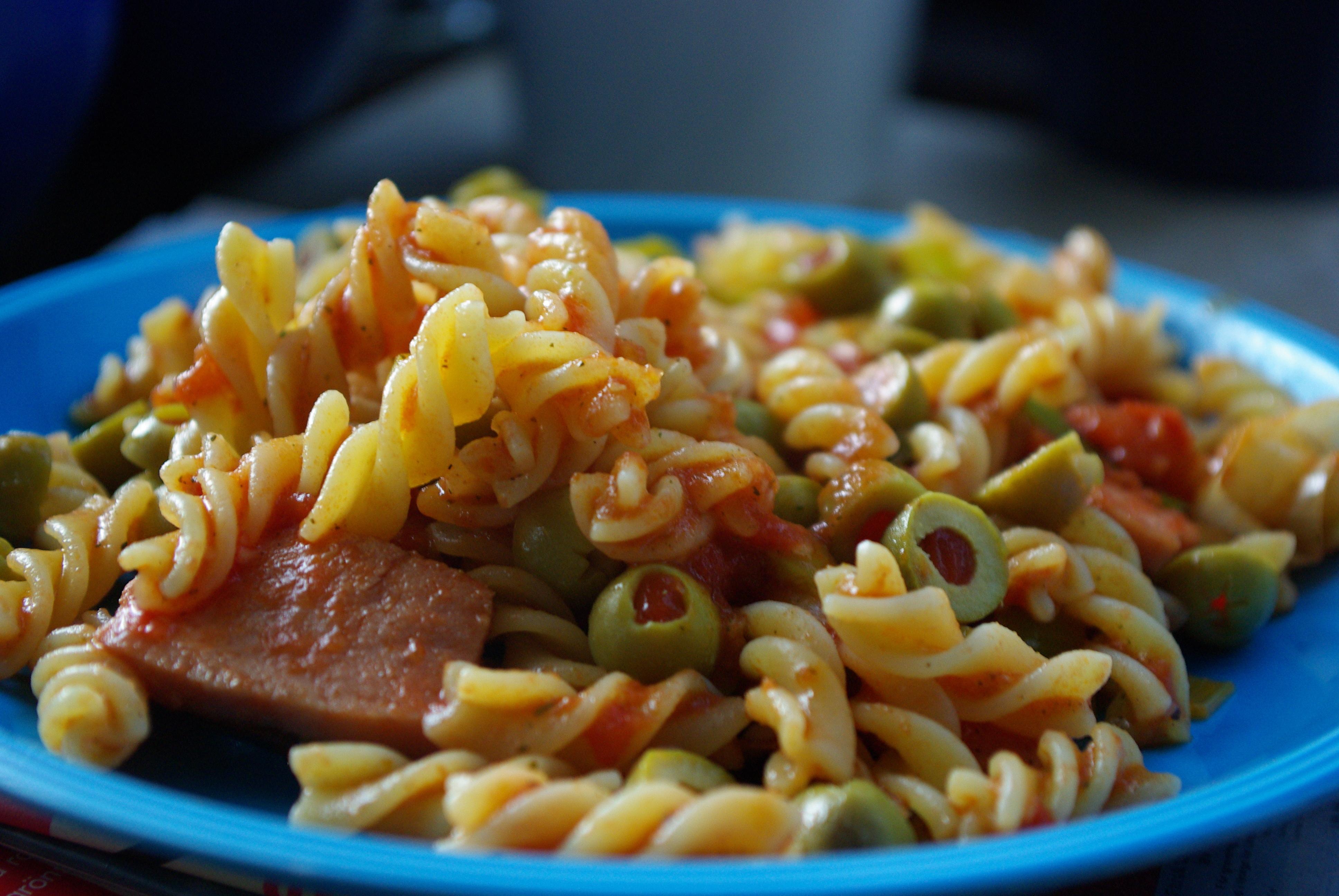 italiensk vardagsmat