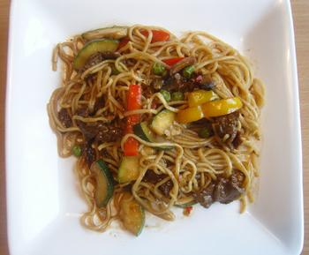 wokade grönsaker nyttig